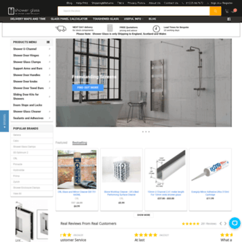 Shower-glass.co.uk thumbnail
