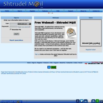 Shtrudel.com thumbnail
