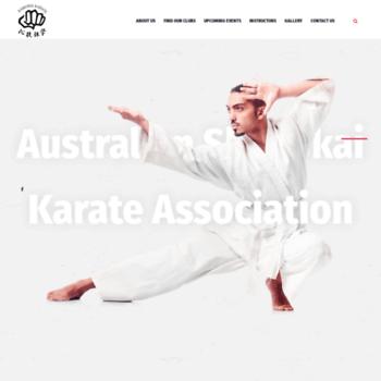 Shukokai.com.au thumbnail