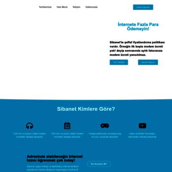 Sibanet.com.tr thumbnail