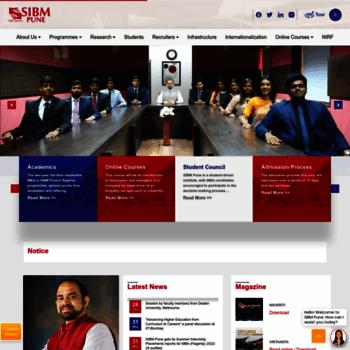 Sibm.edu thumbnail