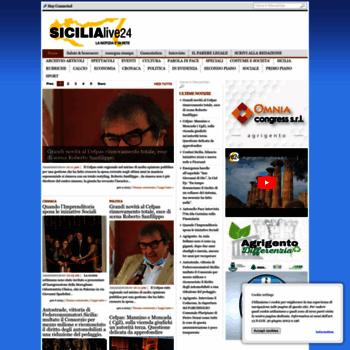Sicilialive24.it thumbnail