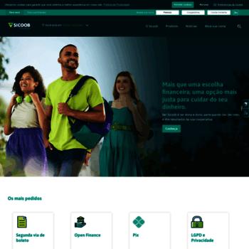 Sicoobcoomperj.com.br thumbnail