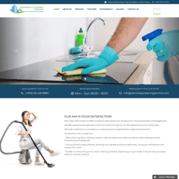 Siemreapcleaningservice.com thumbnail