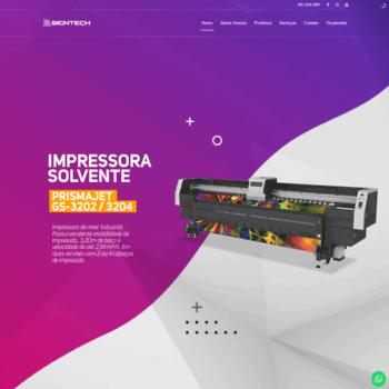 Signtechce.com.br thumbnail