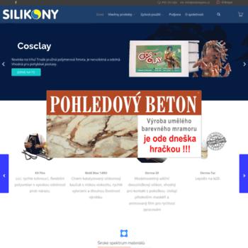 Silikonysro.cz thumbnail