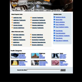 Silkroadaddiction.com thumbnail