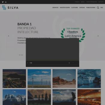 Silva.cl thumbnail