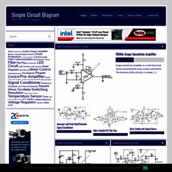 Simplecircuitdiagram.com thumbnail