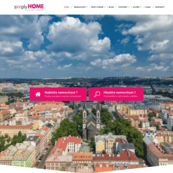 Simplyhome.cz thumbnail
