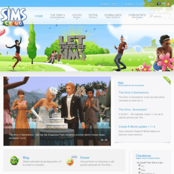 Simsclub.ro thumbnail