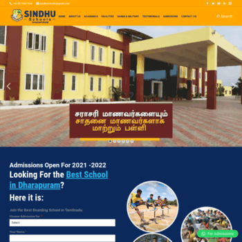 Sindhuschool.org thumbnail