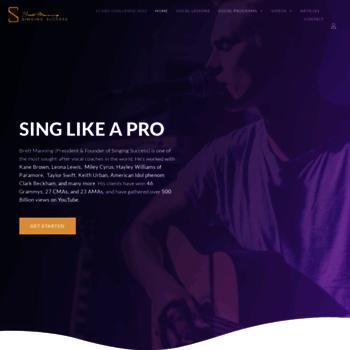 Singingsuccess.tv thumbnail