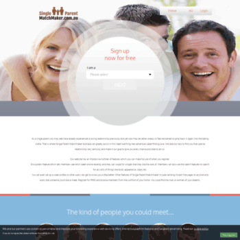 Single parent dating websites