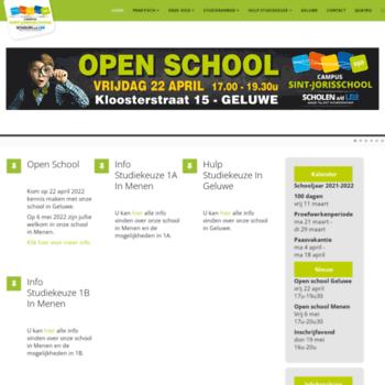 Sint-jorisschool.be thumbnail