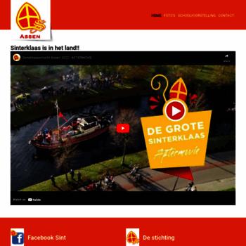Sinterklaasintochtassen.nl thumbnail
