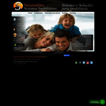 Sistemasinaionline.com.br thumbnail
