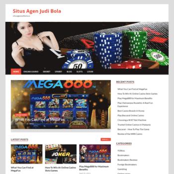 Situsagenjudibola.us thumbnail