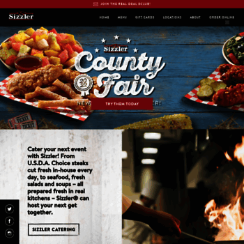 image regarding Sizzler Coupons Printable identify at WI. Sizzler Household Eating places United states - Sizzler