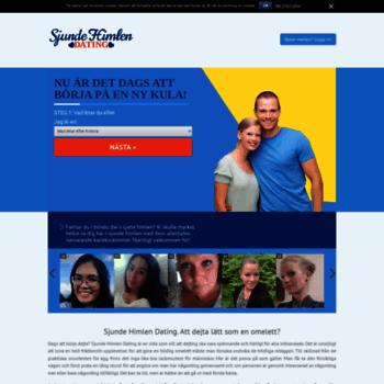 sjunde himlen dating site