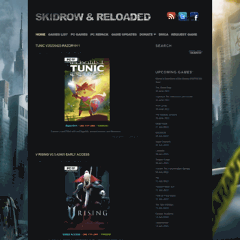 skidrow games list