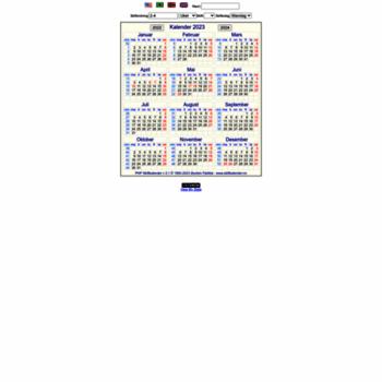 Skiftkalender.no thumbnail