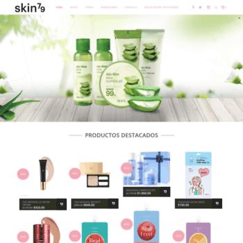 Skin79.com.mx thumbnail
