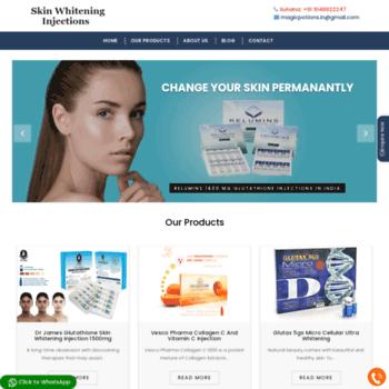 Skinwhiteninginjections.in thumbnail