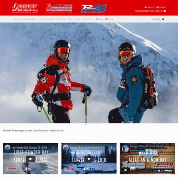 Skischule.ch thumbnail