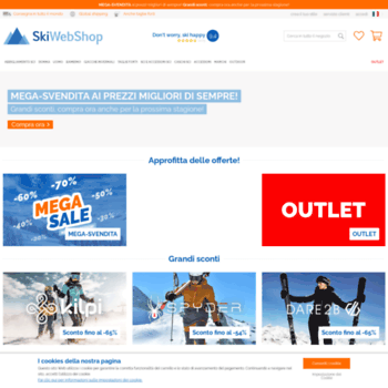 Skiwebshop.it thumbnail