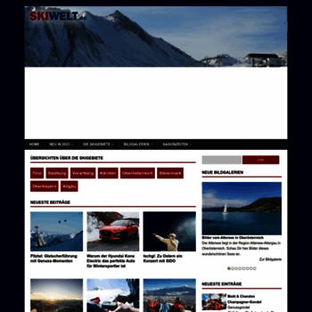 Skiwelt.de thumbnail