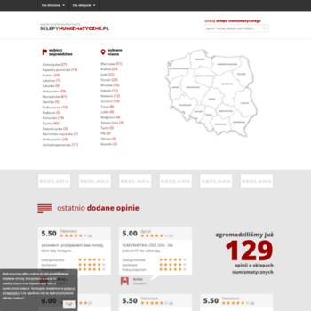 Sklepynumizmatyczne.pl thumbnail
