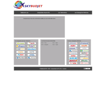 Skybudjet.fr thumbnail
