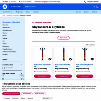 Skydancer.nl thumbnail