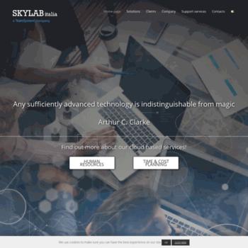 Skylab-italia.it thumbnail
