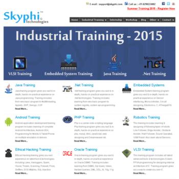 Skyphi.com thumbnail
