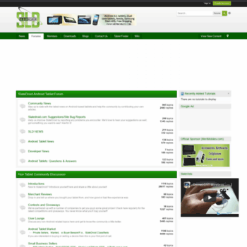 slatedroid com at WI  SlateDroid com