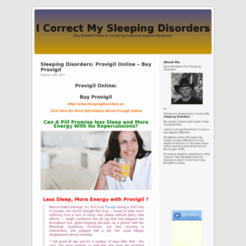Sleepingdisorders.us thumbnail