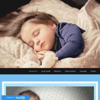 Sleepsolve.co.uk thumbnail
