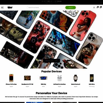 slickwraps com at WI  Slickwraps » Official Shop