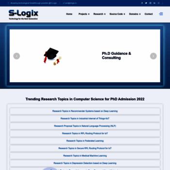 Slogix.in thumbnail