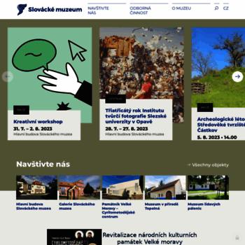 Slovackemuzeum.cz thumbnail