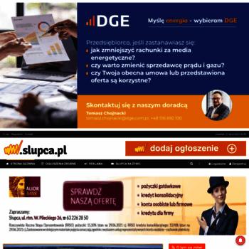 Slupca.pl thumbnail