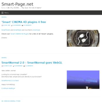 Smart-page.net thumbnail