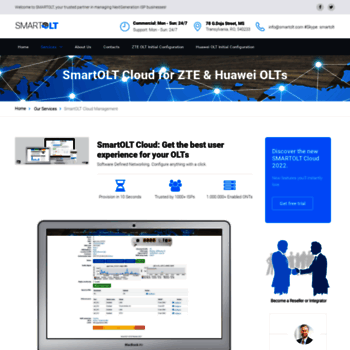 smartolt com at WI  Smart OLT Cloud 2019