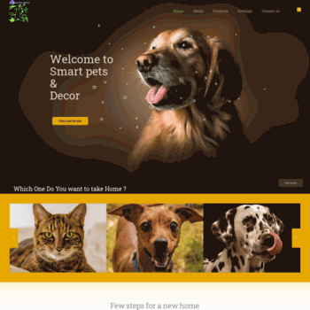 Smartpets.co.in thumbnail