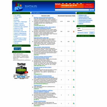 Веб сайт smarttop.info