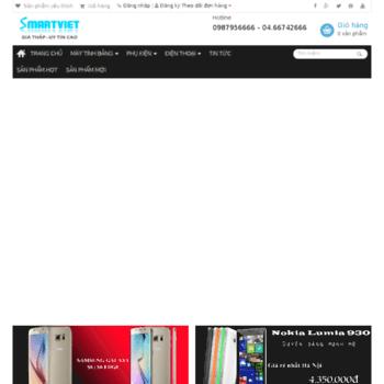 Smartvietpro.net thumbnail