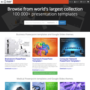 smiletemplates com at wi powerpoint templates google slides themes