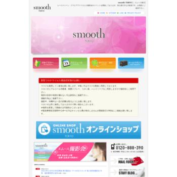 Smooth-tokyo.jp thumbnail